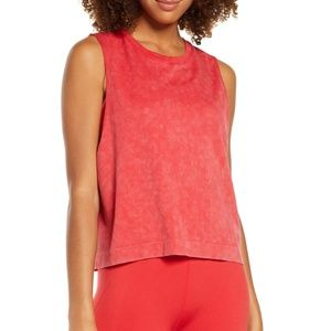 Soul by Soulcycle | Seamless Crop Tank